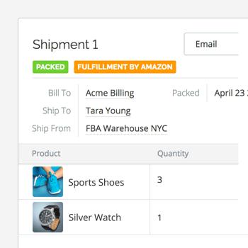 TradeGecko B2B eCommerce Platform Ordering