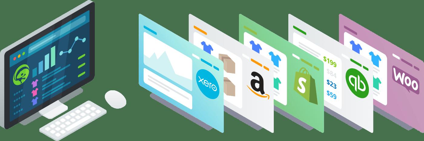 TradeGecko Integrations