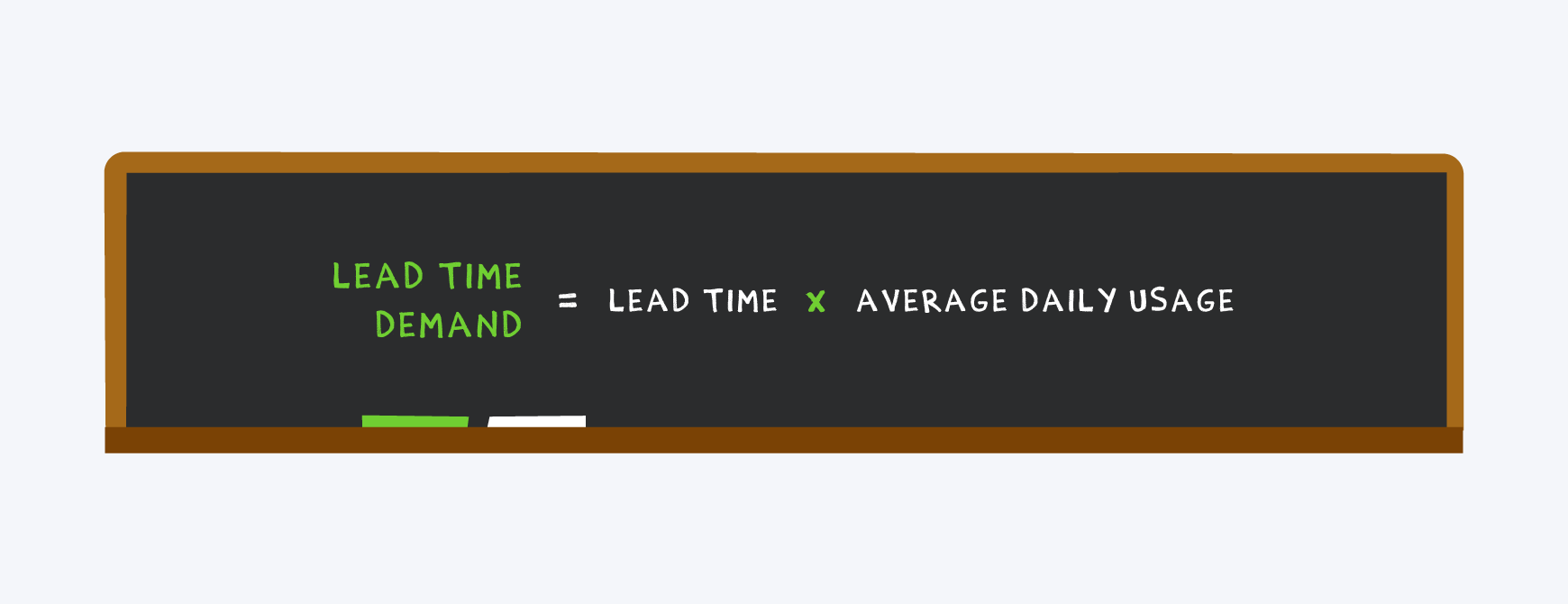 lead-time-demand-formula