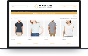 QuickBooks Commerce B2B Platform