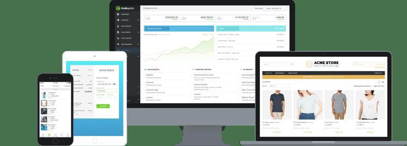 TradeGecko Pro Enterprise Inventory Management System