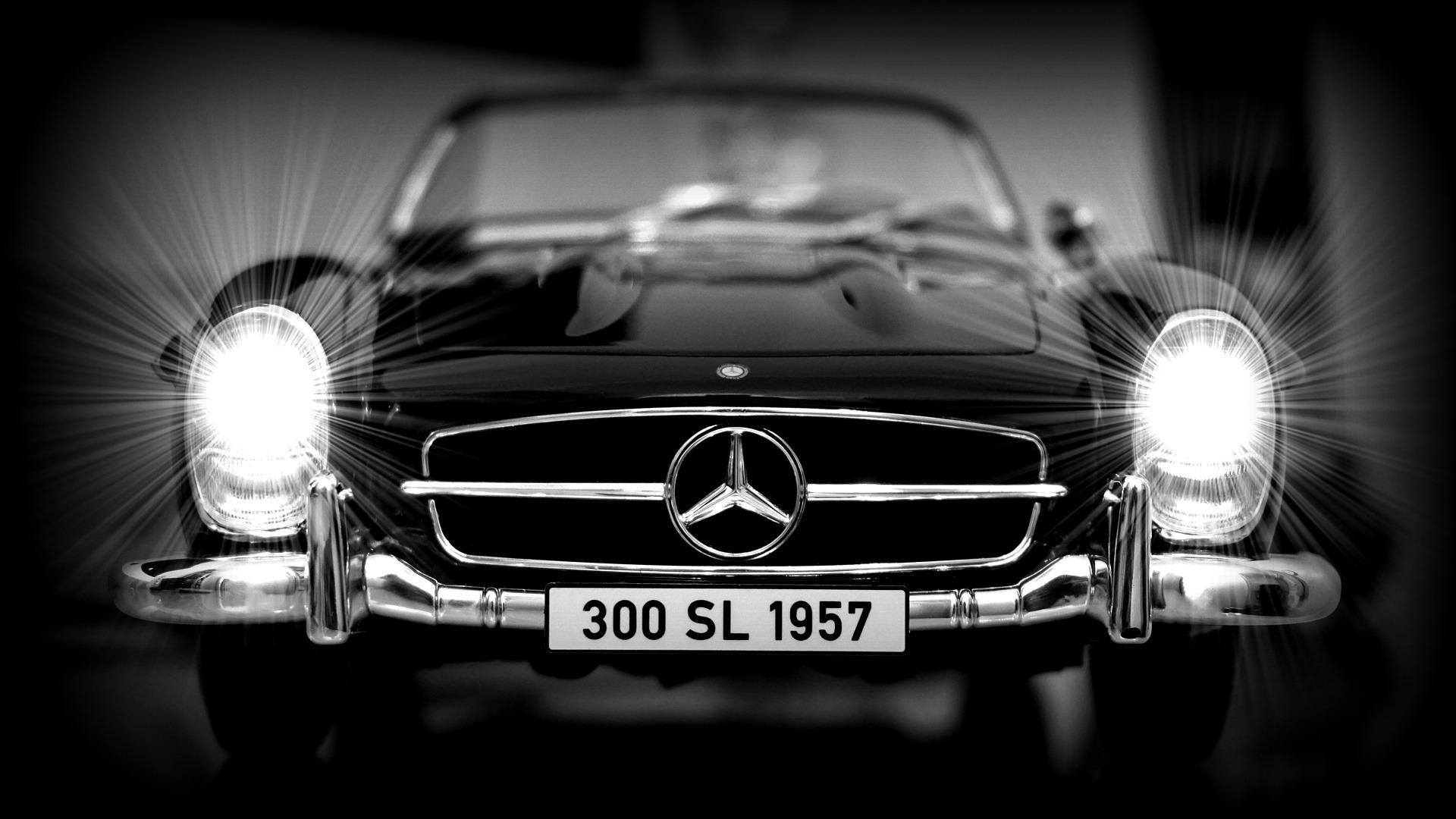 Mercedes lifestyle PR