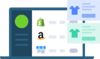 ecommerce integrations illustration