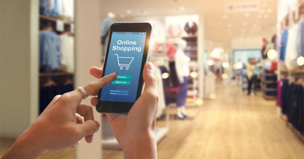 omnichannel online to offline sales