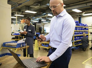 Manage your manufacturing right from QuickBooks