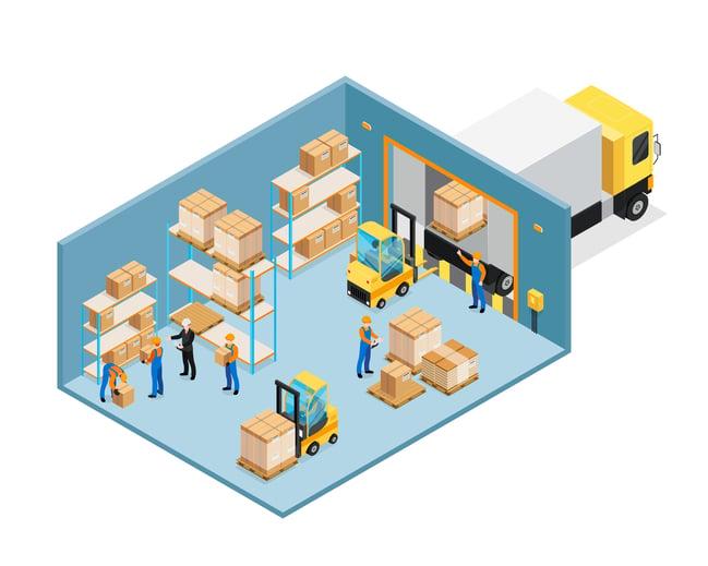 inventory turnover optimization illustration