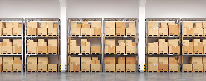 Inventory Control Warehouse
