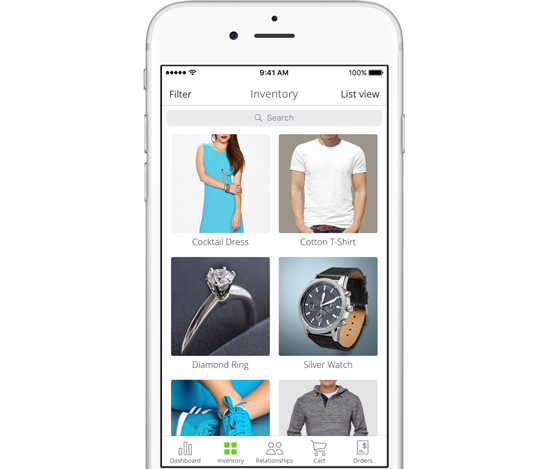 Inventory Management App for iOS | Mobile Catalog