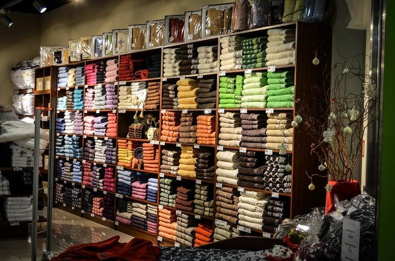 Retail arrangements