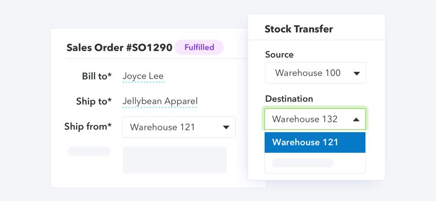 qbo-warehouse management