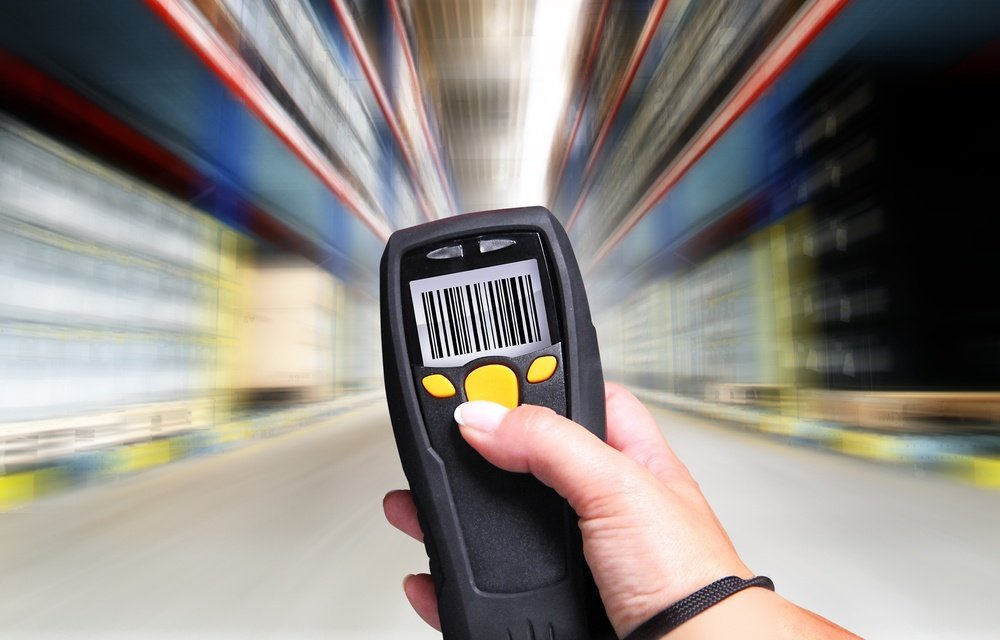 Barcode scanner for small business
