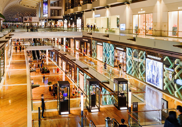 Driving digital transformation in the retail industry