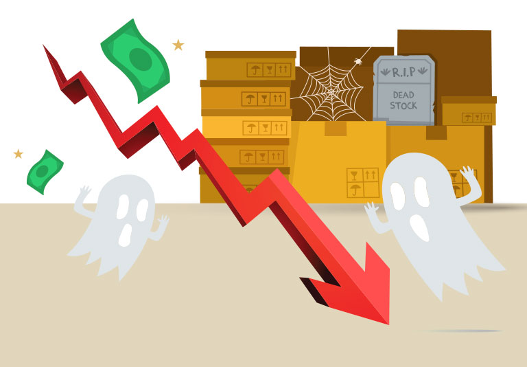 The ghost economy is costing you $1.75 trillion. Bust it by mastering inventory management