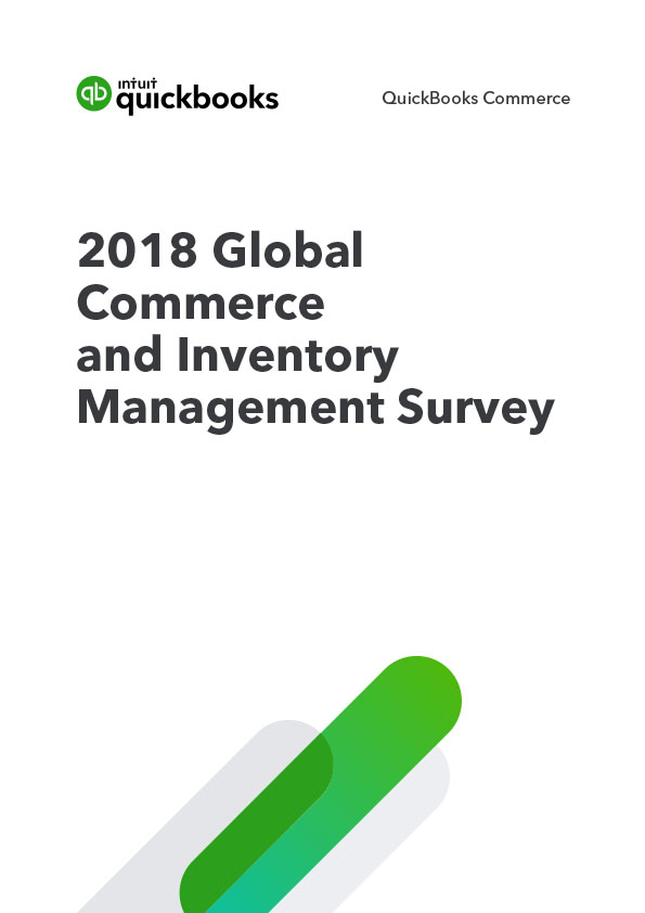 2018 Global Commerce and Inventory Management Survey