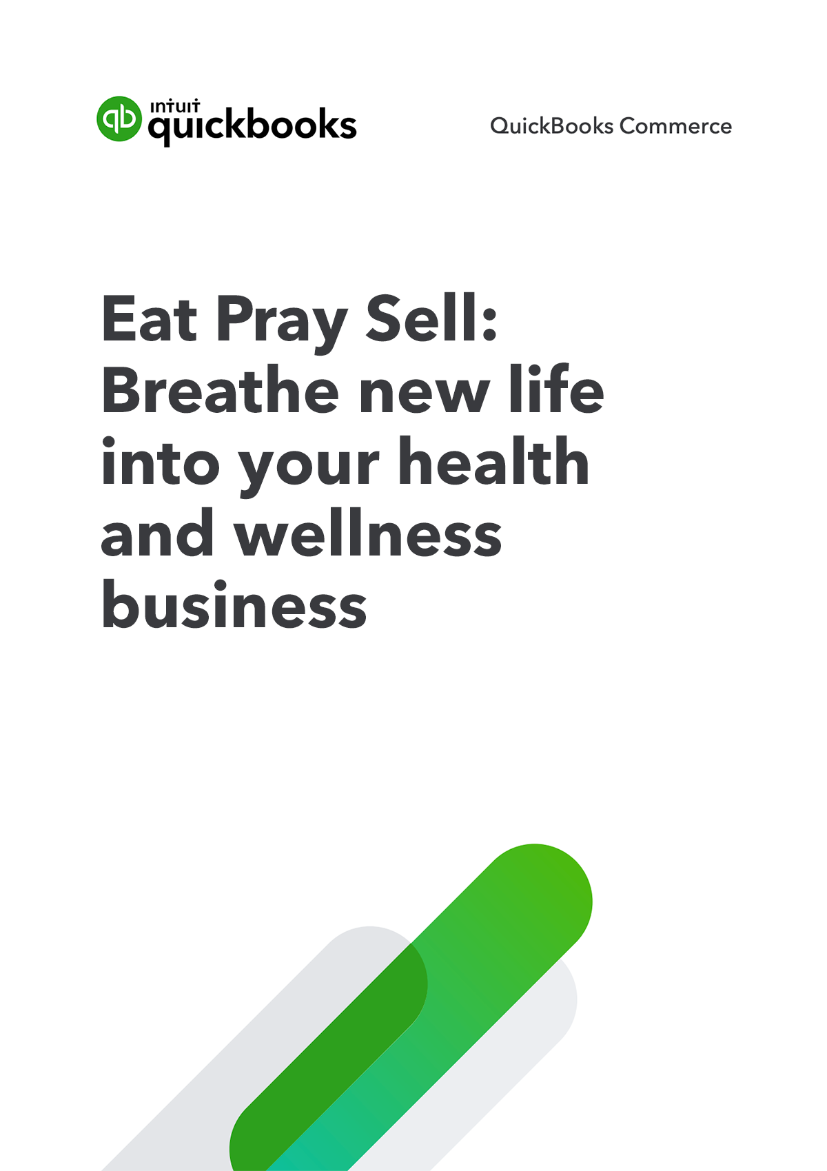 Eat Pray Sell: Breathe new life into your health and wellness small business