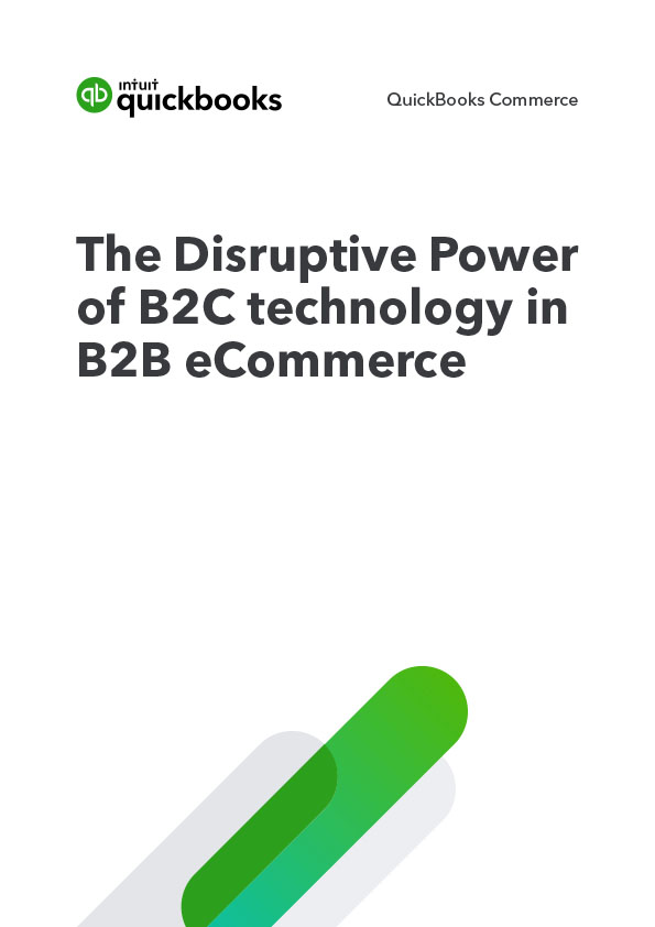 qbc-ebook-The Disruptive Power of B2C technology in B2B eCommerce