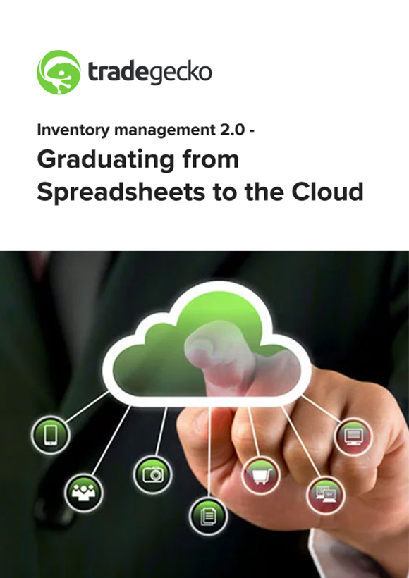TradeGecko Graduating From Spreadsheets To The Cloud