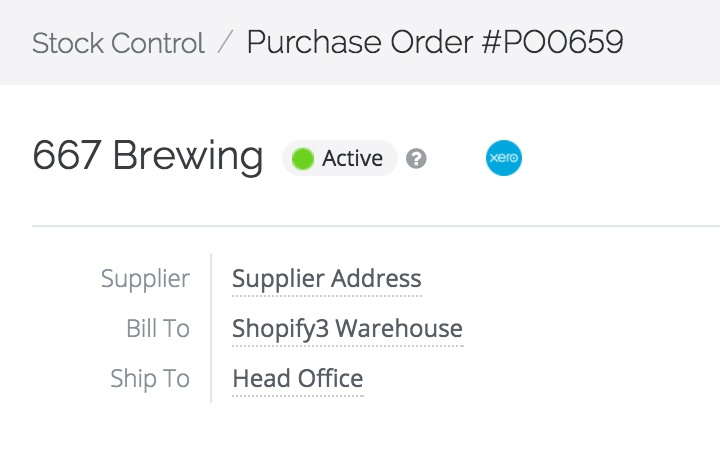 purchase order management features: complete the purchasing workflow