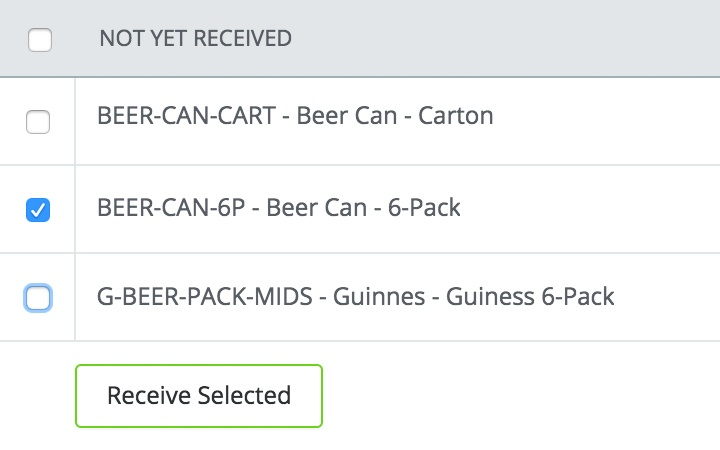 purchasing order