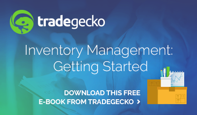 Inventory Management Getting Started eBook