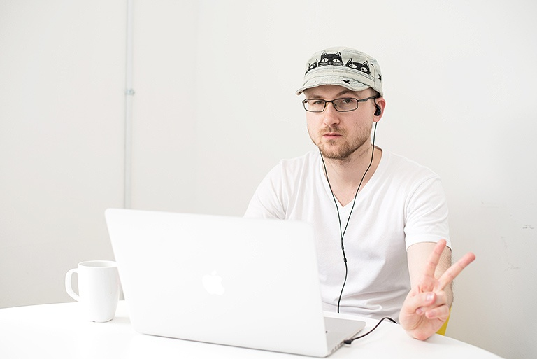 Product Manager Evgeny
