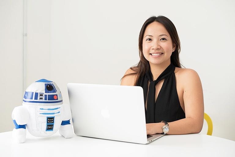 Product Marketing Manager Katrina