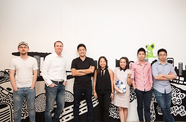 TradeGecko Product Team