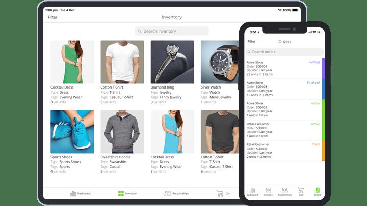 Mobile Sales App