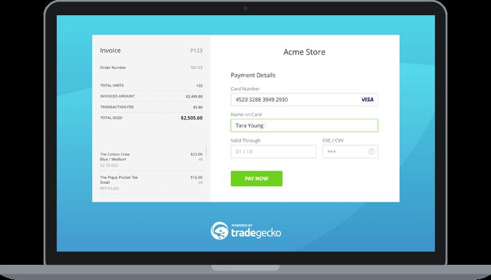 TradeGecko Payments