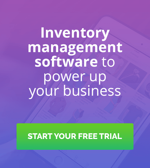 Start a free TradeGecko trial for 14 days