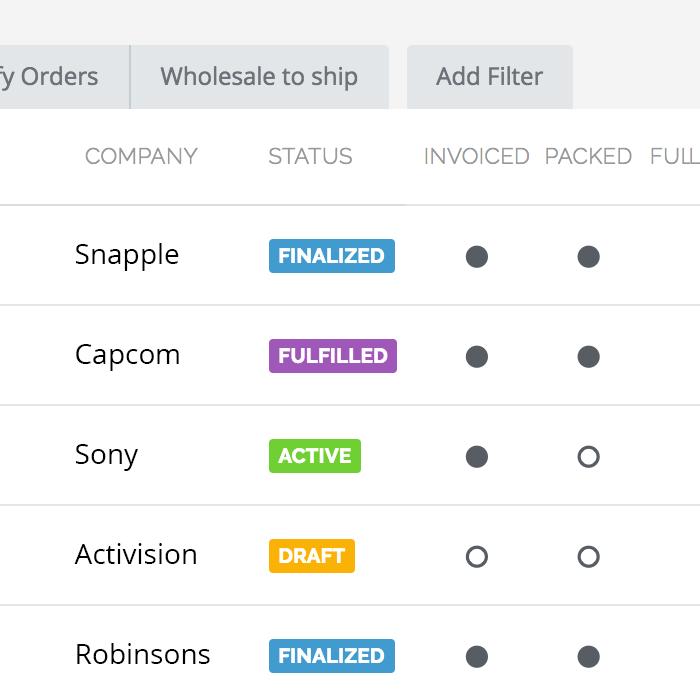 trade order management system pdf