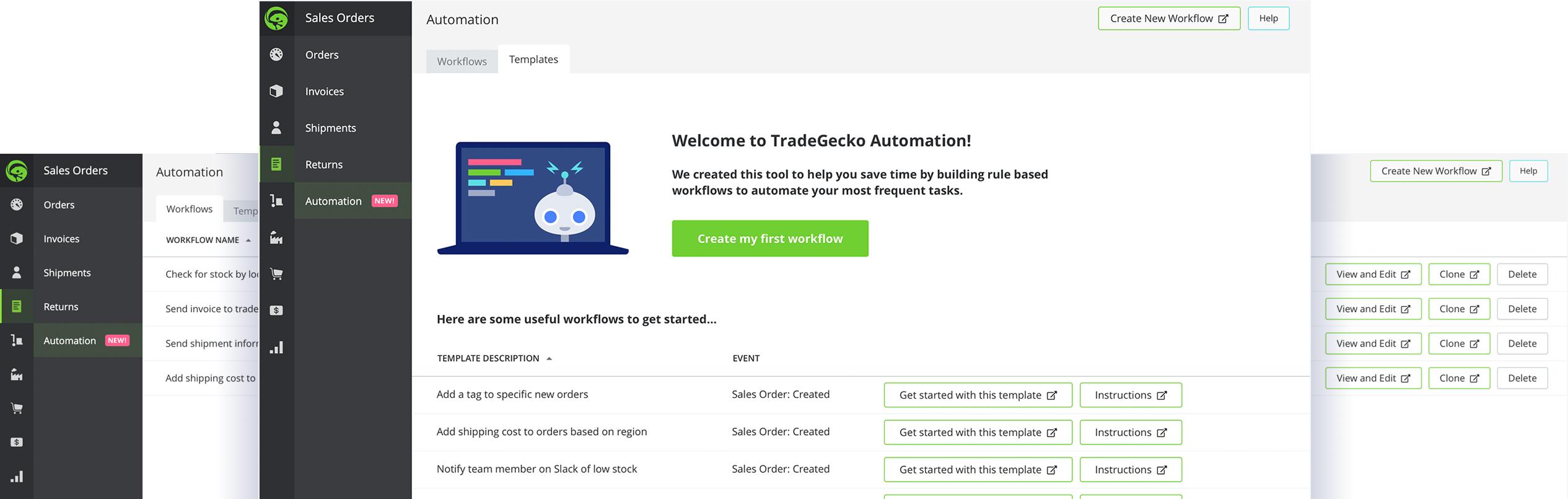TradeGecko Automation