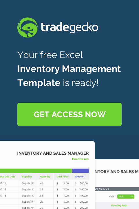 Inventory Management Excel Template Download