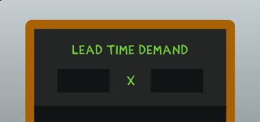 TradeGecko Reorder Point Calculator
