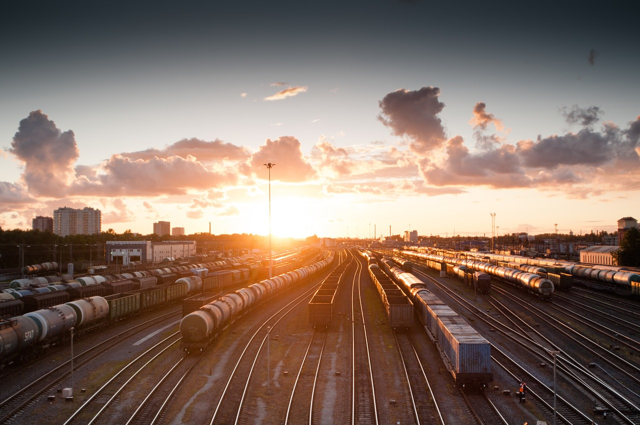 3PL operations: railway transport
