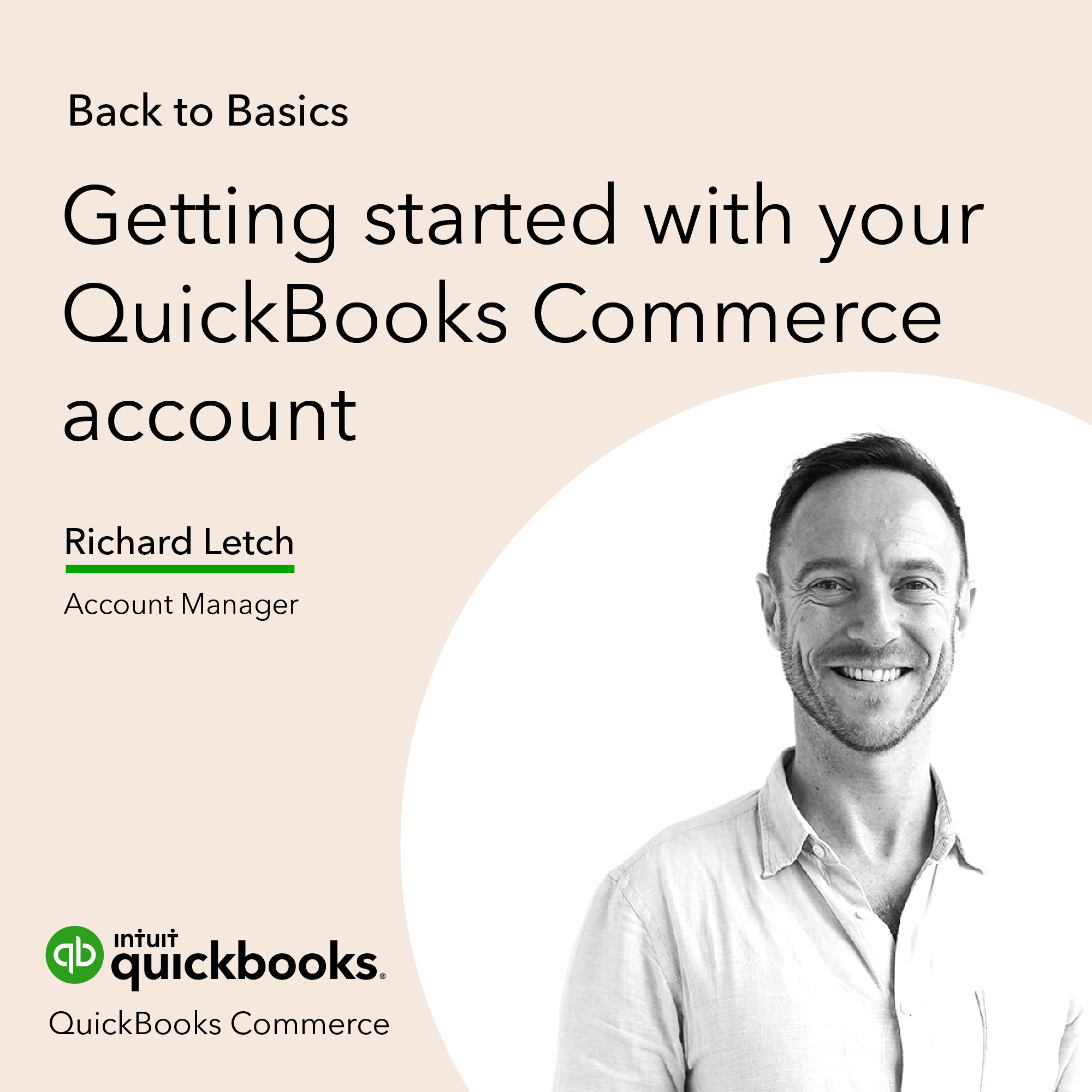 Getting started with your QuickBooks Commerce account