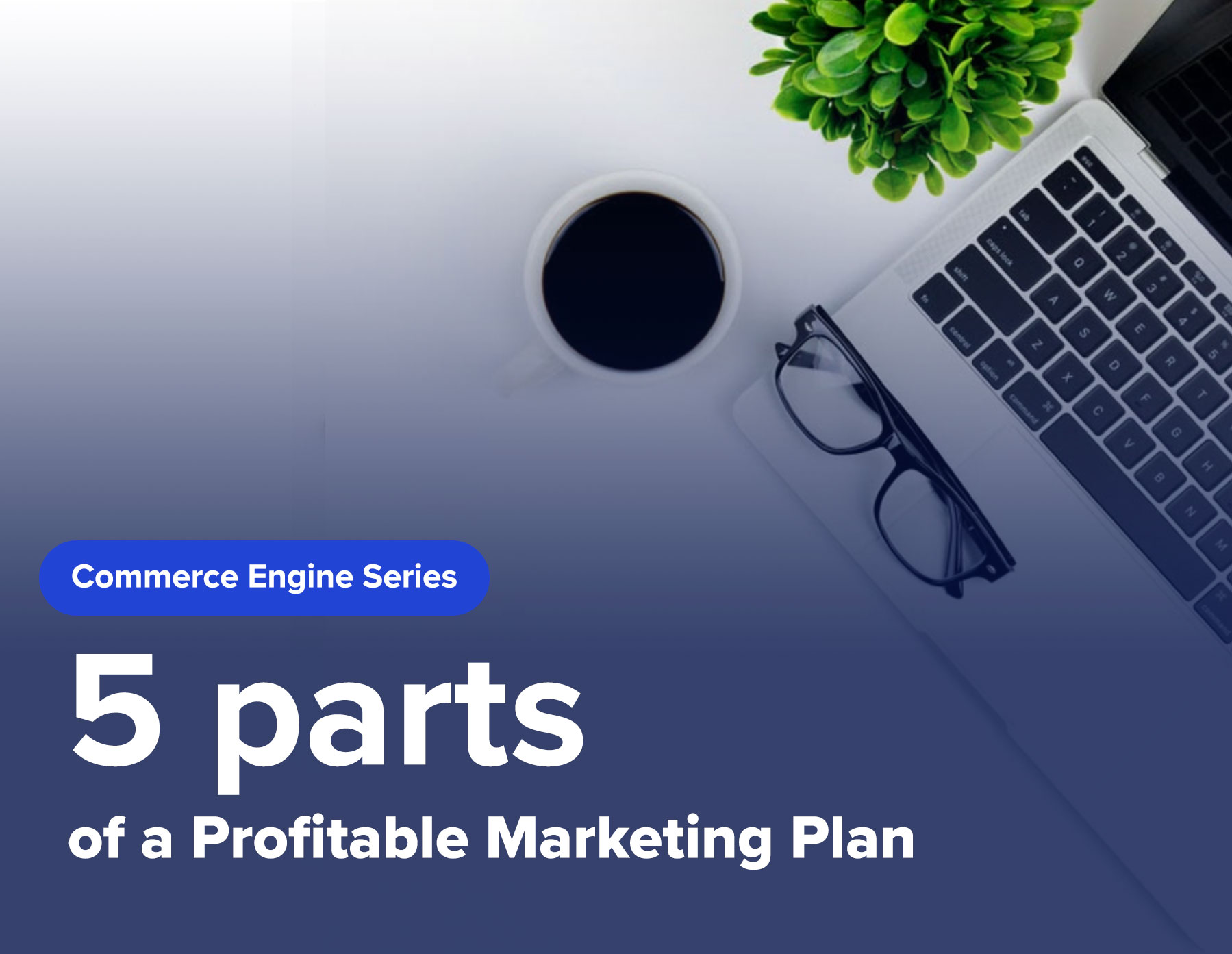 The 5 Parts of a Profitable Marketing Plan