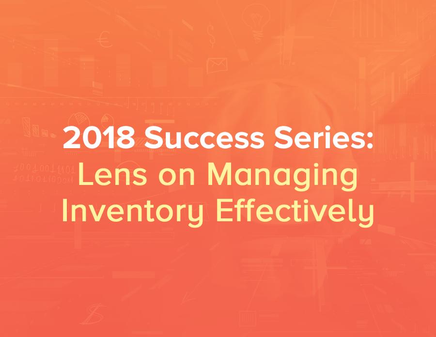Webinar: 2018 Success Series