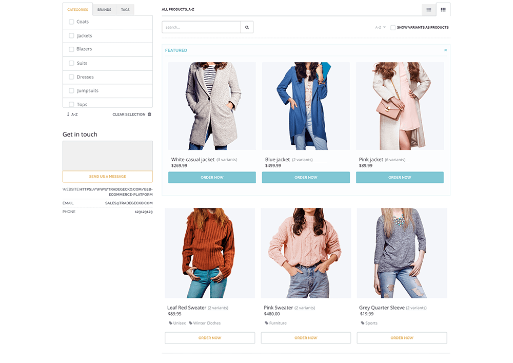 yoyce-online-store
